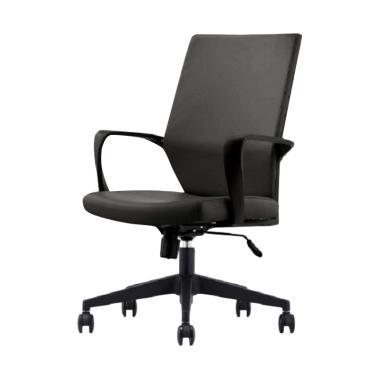 HighPoint CH192B Austin Eksekutif Kursi Kantor - Black