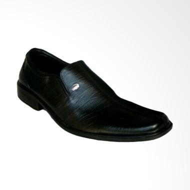 Crocodile Sepatu Pantofel Pria - Hitam [08]