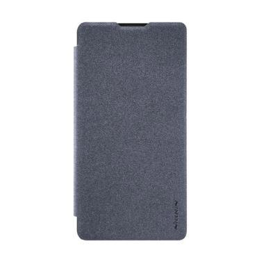 Nillkin Sparkle Leather Casing for Xiaomi Mi Mix 2 or Mi Mix Evo