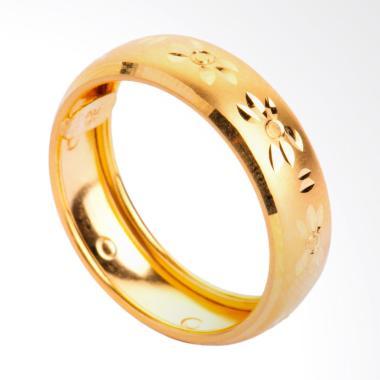 Emas Gold Gloria APL 190021 Bangkok Cincin Emas Ring 20