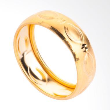 Emas Gold Gloria APL 190019 Bangkok Cincin Emas Ring 20
