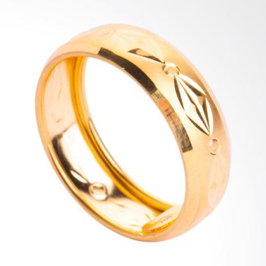 Emas Gold Gloria APL 190013 Cincin Emas Bangkok Ring 20