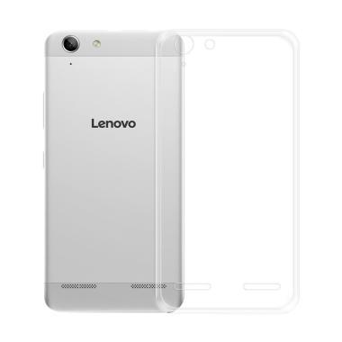 Transparan Source · Ume Leather Flip Cover for Lenovo Vibe K5 Plus Hitam .