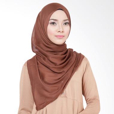 Elzatta Keisha Safiaa 733 Hijab - Dark Choco