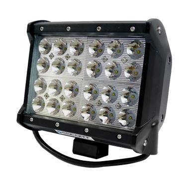 ESCORT GT3401-72W Hi-Power LED Lampu Sorot Mobil [72 W]