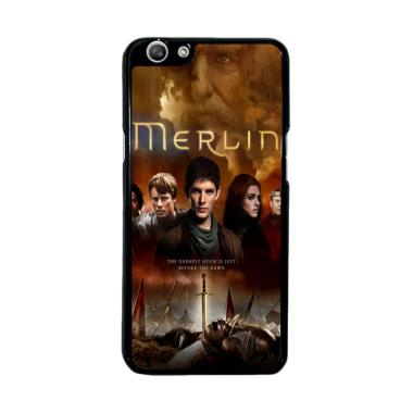 Flazzstore Merlin Fantasy Adventure ... m Casing for Oppo F1S A59