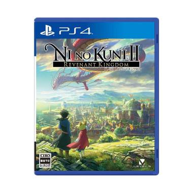 SONY PS4 Ni no Kuni II: Revenant Kingdom With TOTE Bag  (EUR)