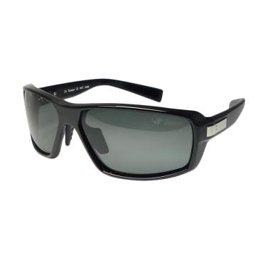 OJO Sport New Arrival Polarized Gla ... Black Glossy [I2I-LP5100]