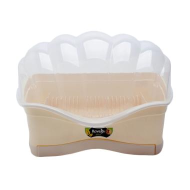 harga Rovega Dish Drainer Shella SDR-800 Kabinet Rak Piring Blibli.com