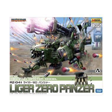 harga Taklara TomyZoids HMM RZ-041 Liger Zero Panzer Gundam Mainan Anak [1:72] Blibli.com