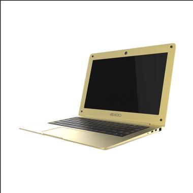 Axioo Mybook 10 Notebook - Gold [N3350/2GB/500GB/10.1 Inch]