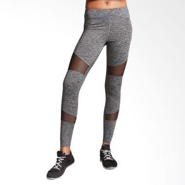 Forever 21 Active Inserted Celana Olahraga Wanita [Longpant-09F210031]