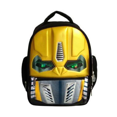 Transformer 0930010528 Bumble Bee Topeng Tas Sekolah Anak