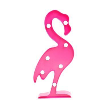 Paroparoshop Flamingo Lamp - Pink