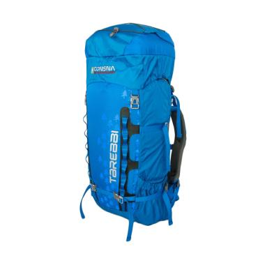 Consina Tarebbi Carrier Backpack - Biru [60 L]