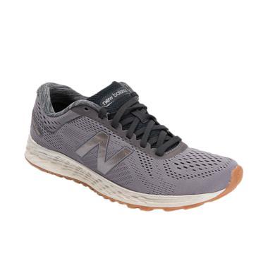 New Balance Fresh Foam Arishi Sepatu Lari Wanita - Grey [WARISLS1]