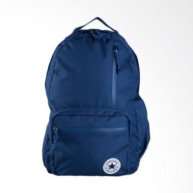 Converse Go Backpack Tas Ransel Pria - Navy [CON04800-A02]