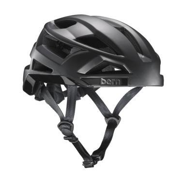 BERN Pave Helmet Helm Sepeda - Matte Black [FL-1]