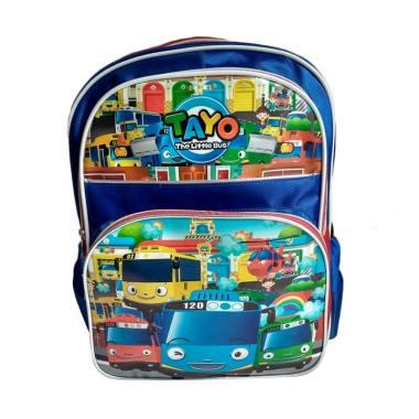 Tayo 0930010034 Backpack Tas Sekolah Anak