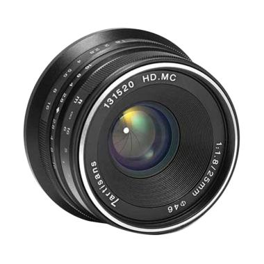 7Artisans 25mm f/1.8 for Fujifilm X Mount jpckemang