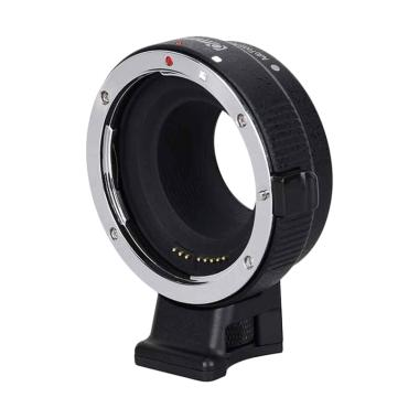 Commlite Adapter CM-EF-EOS M Electr ... s Mount Canon EF To EOS M