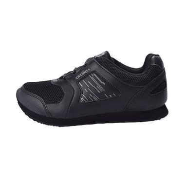 Ardiles Kids Hypersport Sepatu Sneakers Anak Laki-Laki - Hitam