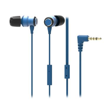 Primavox P189D Earphone - Blue Black