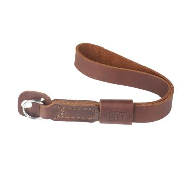 Hevy Leather HEV003 Kulit Strap Kamera for Fujifilm - Dark Brown