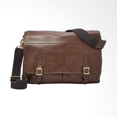 Fossil - Defender - Messenger Bag - Brown - Tas Pria - MBG9037-200
