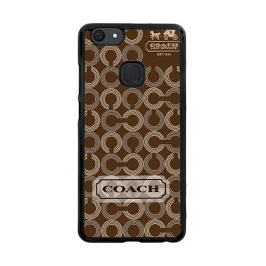 Flazzstore Coach Bag X4195 Custom Casing for Vivo V7