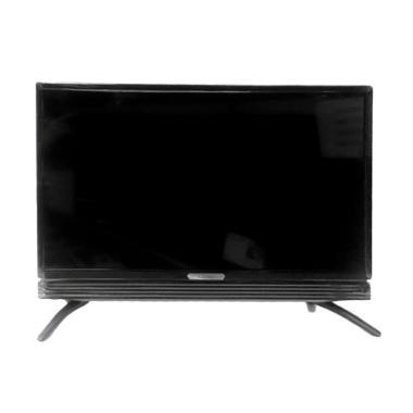 Coocaa 24W3 LED TV - Hitam