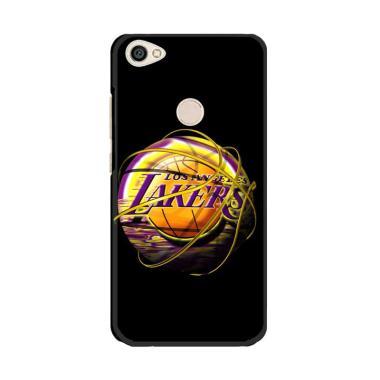 Flazzstore La Lakers Nba Z4760 Cust ... iaomi Redmi Note 5A Prime