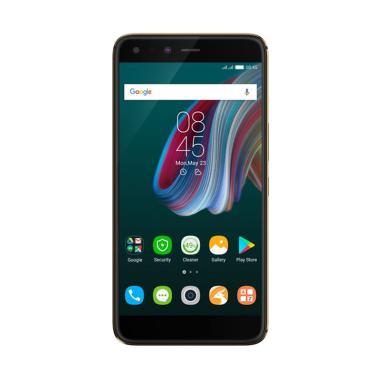Infinix Zero 5 Smartphone - Sandstone Black [6GB/64GB]