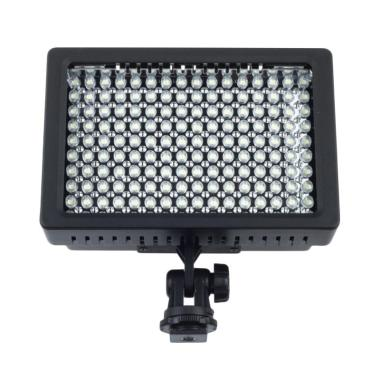 OEM HD-160 LED Video Lighting - Hitam