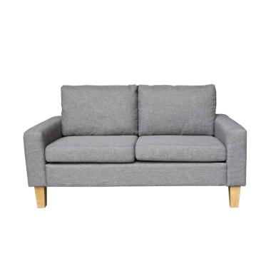 JYSK Burkal Sofa - Grey [2 Seater]