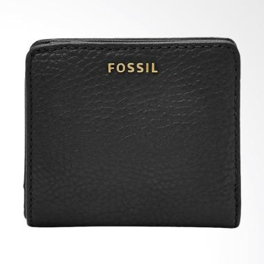 Fossil Madison Mini Dompet Pria - Black [SWL 1577001]