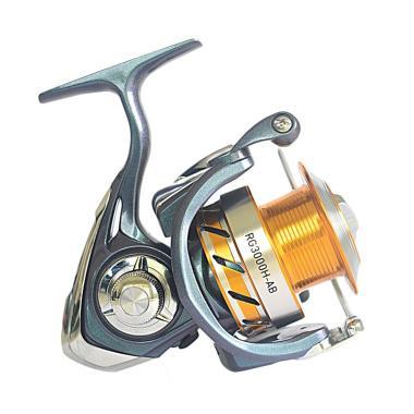 Reel Pancing Spinning Daiwa Regal Ukuran 3000H-AB