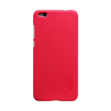 Nillkin Super Frosted Shield Hardcase Casing for Xiaomi Mi 5C - Red