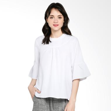 Rodeo Polos 217.1226 Blouse Shirt - White