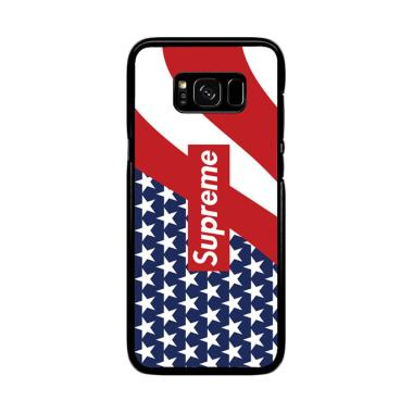 Acc Hp Supreme Flag Z4831 Casing for Samsung Galaxy S8