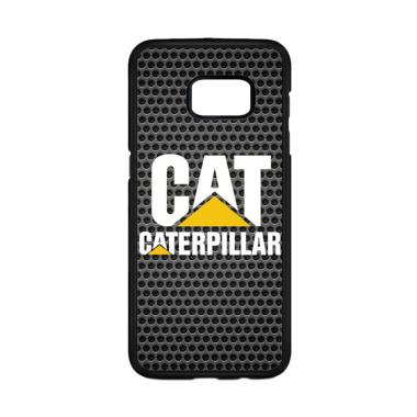 Acc Hp Cat Caterpillar Carbon Z5249 Casing for Samsung Galaxy S7