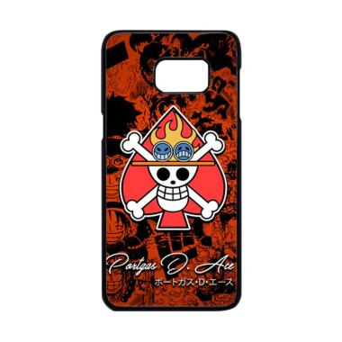 Cococase Portgas D Ace W5128 Casing for Samsung Galaxy S6 Edge Plus