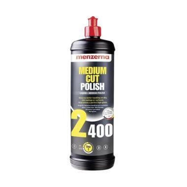 Menzerna Medium Cut Polish 2400 Liquid with Medium Polish [1 L]