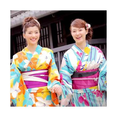 KKDay - One Day Kyoto Kimono Experi ... Female & Male Kimono Set]