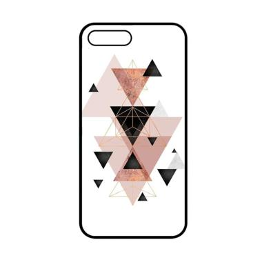 Cococase Geometric Triangles In Blu ...  Casing for iPhone 7 Plus