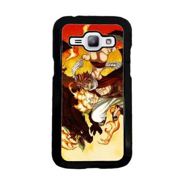 Acc Hp Fairy Tail Wallpaper Y1369 Custom Casing For Samsung J1 2016