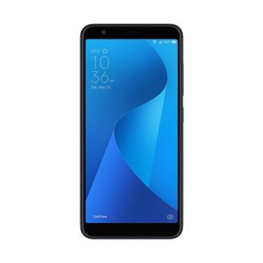 Asus Zenfone Max Plus M1 ZB570TL Smartphone - Hitam [64 GB/4 GB]