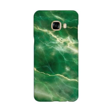 Premiumcaseid Green Marble Stone Gr ... for Samsung Galaxy C5 Pro