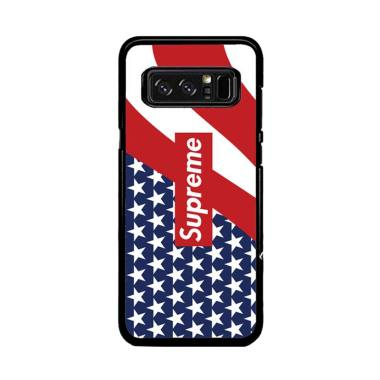 Acc Hp Supreme Flag Z4831 Casing for Samsung Galaxy Note 8