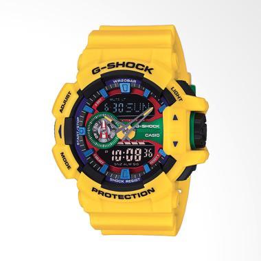 Best Price - Casio G-SHOCK Analog D ... ia - Yellow [GA-400-9ADR]